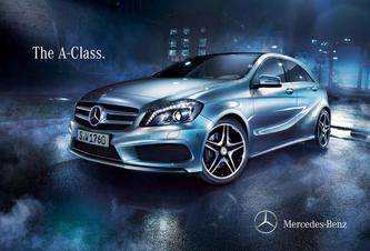The A-Class 2014