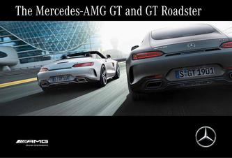 The Mercedes-AMG GT and GT Roadster 2018