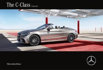 The C-Class Cabriolet 2018