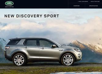 New Discovery Sport 2014