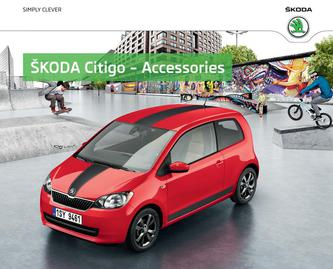 Citigo Accessories 2014