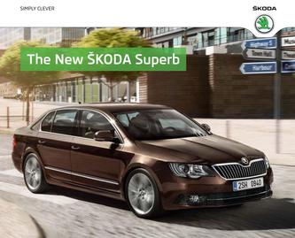 Skoda Superb & Superb Wagon 2014