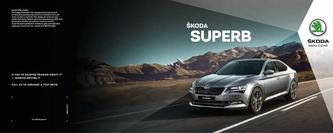 Skoda Superb & Superb Wagon 2018