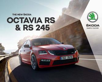 Octavia RS & RS 245 2018