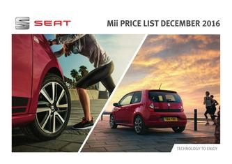 Mii Price List 12.2016