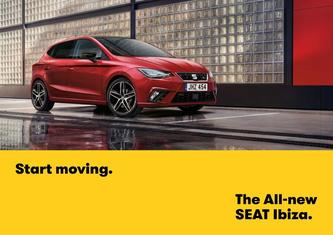The All-new SEAT Ibiza July 2017