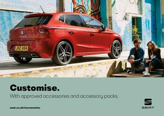 SEAT Accessories 2019