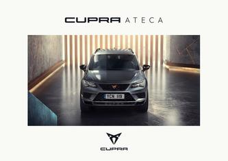 Cupra Ateca april 2019
