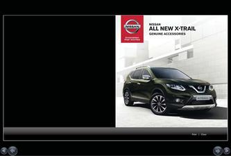Nissan X-Trail Accessories 2015