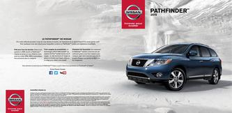 2015 Nissan Pathfinder (French)