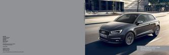 The new Audi A1 and S1 range 2014