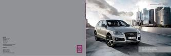 The Audi Q5 and SQ5 2014
