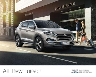 All-New Tucson 2015
