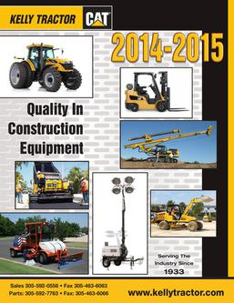 Kelly Tractor Full Catalog 2014