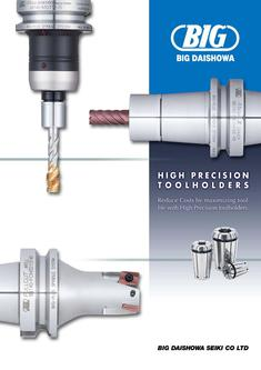 High Precision Toolholders 2015