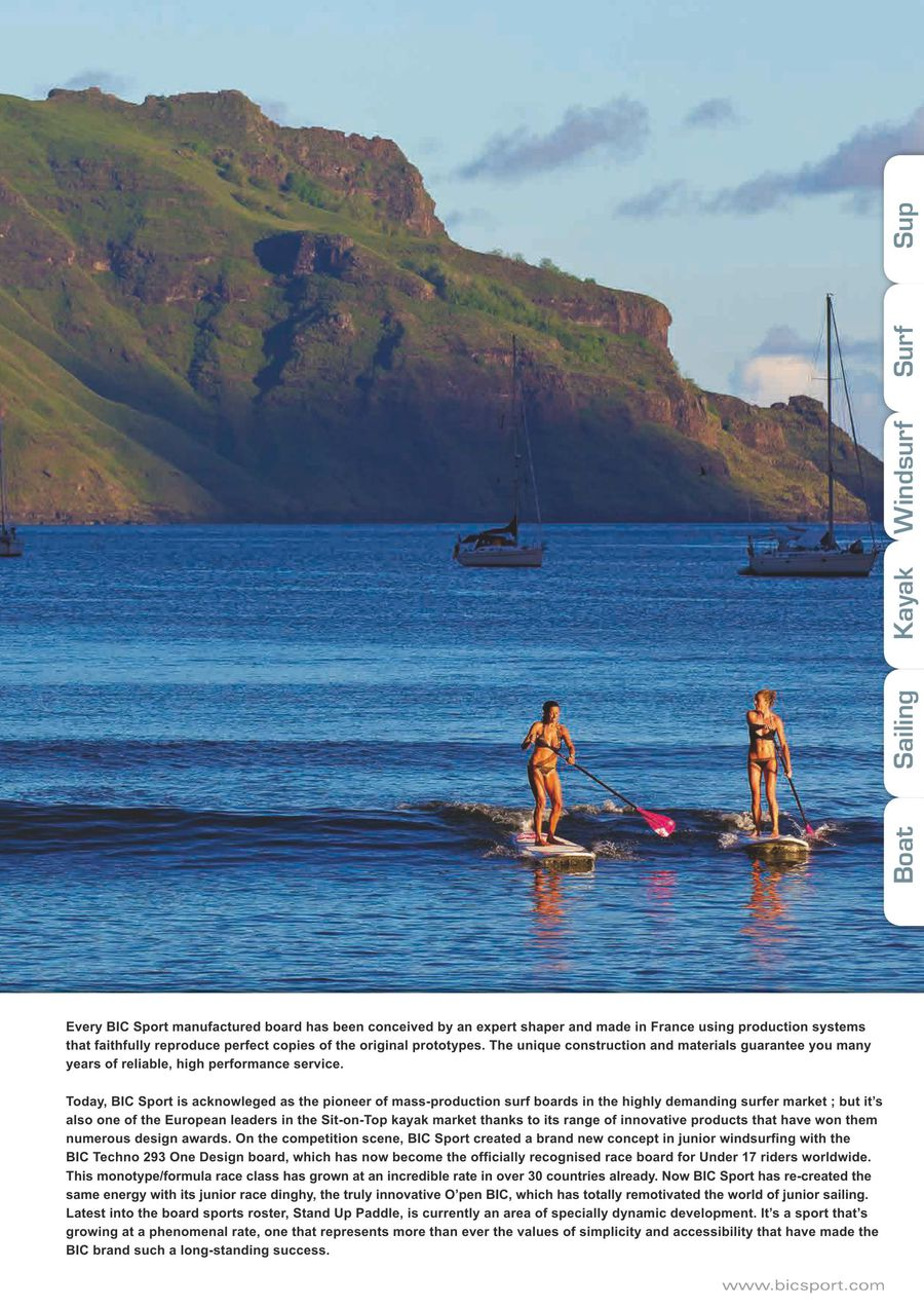 Windsurfing 2013 by BIC Sport