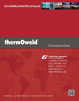 thermOweld Master Catalog 2015