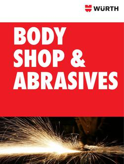Body Shop & Abrasives 2014