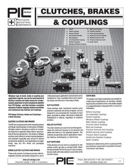 Clutches, Brakes, and Couplings 2015
