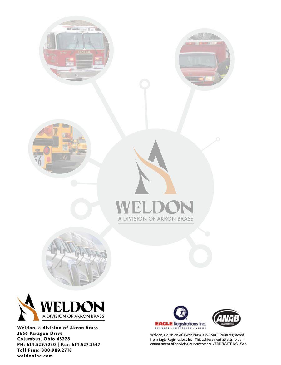 2014 weldon catalog by akron brass company