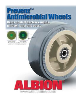 Prevenz™ Antimicrobial Wheels