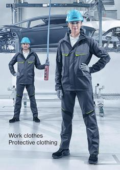 Protective Clothing 2015