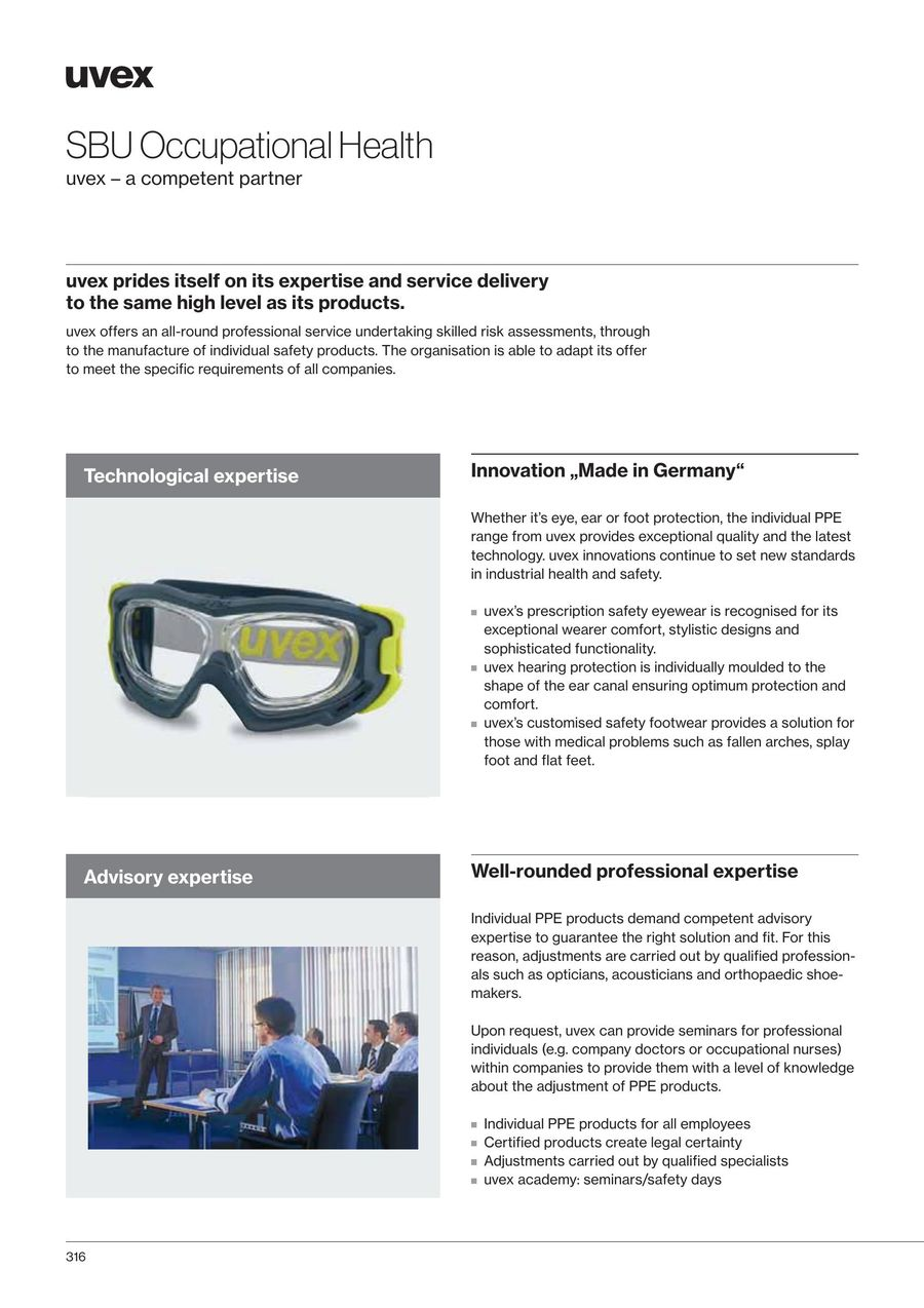 8cb812220e Individual PPE 2019 by Uvex Safety