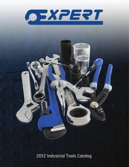 Expert Industrial Tools Catalog