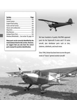 Taylorcraft and Antique 2015