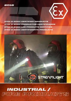 2016 ATEX Industrial/Fire Catalog