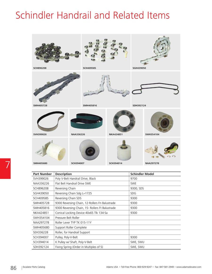 Escalator Parts Diagram Schematic Diagrams Page 27 Of Schindler Hydraulic Elevator Control