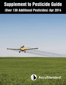 Pesticide Guide Supplement 2014