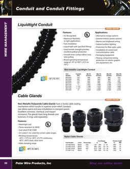 Conduit and Conduit Fittings 2015