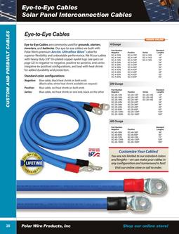 Eye to Eye Cables 2015