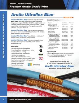 Arctic UltraFlex Blue® 2015