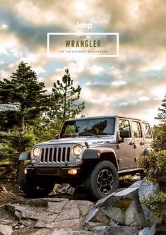 Jeep Wrangler / Wrangler Unlimited 2015