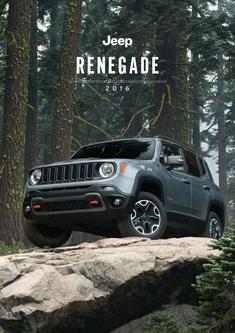 Jeep Renegade 2016 (French)