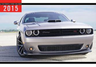 Dodge Challenger 2015 (French)