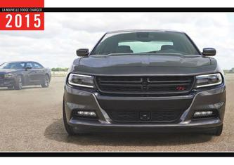 Dodge Charger 2015 (French)