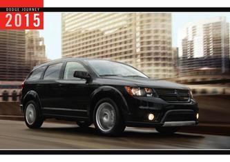 Dodge Journey 2015 (French)
