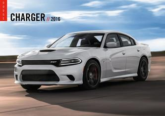 Dodge Charger 2016 (French)