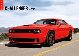 Dodge Challenger 2016 (French)