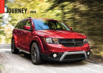 Dodge Journey 2016 (French)