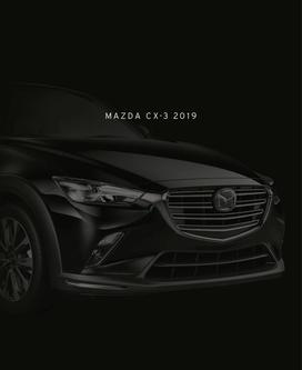 Mazda CX-3 2019 (French)