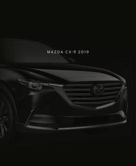 Mazda CX-9 2019 (French)