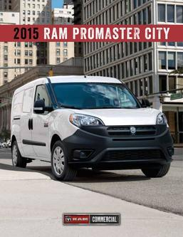 2015 Ram Promaster City Version 2