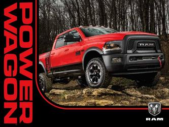 2017 Ram 1500 Power Wagon