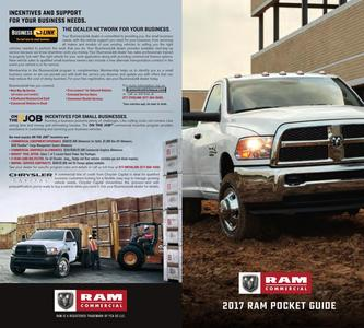2017 Ram Commercial Guide