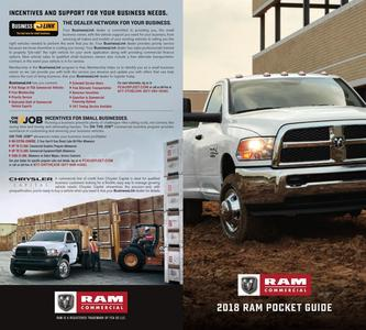 2018 Ram Commercial Guide