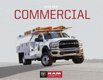 2019 Ram Commercial